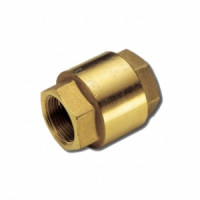 "3505 Tiemme Обратный клапан YACHT с металлическим затвором 1"""