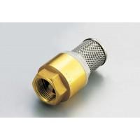 """3600 Tiemme Запорный клапан YACHT с внутр. резьбой ISO228, с фильтром из нержавеющей стали 1/2"""""""