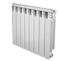 Алюминиевый радиатор Mectherm JET 450  R/4