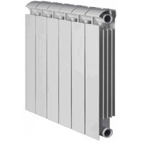 Биметаллический радиатор Global Style Extra 350/8