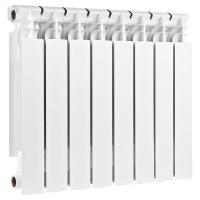 Биметаллический радиатор HalsenBS500/100/10