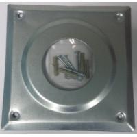 Декоративная манжета 80 мм (2 шт)