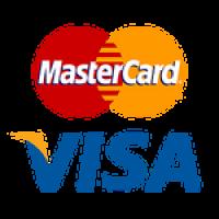Принимаем оплату по банковским картам!