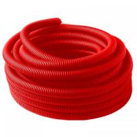 Гофрированный кожух Uponor Teck 16 мм, красный