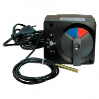 Электрический сервомотор Meibes ~ 220 В со встроенным термостатом 20 - 80°С