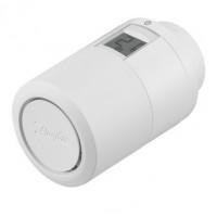 Электронный радиаторный термостат Danfoss Eco