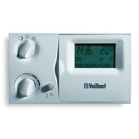 Комнатный регулятор температуры Vaillant VRT 390