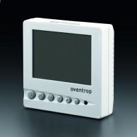Купить Комнатный термостат цифровой 230В с управлением вентилятором суперцена!