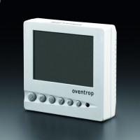 Комнатный термостат цифровой 24В с управлением вентилятором