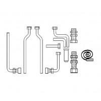 Комплект для подключения VIH R 120 или R 150 к atmoTEC/turboTEC cкрытый монтаж