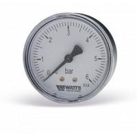 Манометр аксиальный F+R100 50 мм (0-10 бар) WATTS