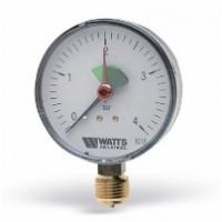 """Манометр радиальный F+R201 80 мм (1/2"""", 0-4 бар) WATTS"""