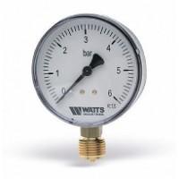 Купить Манометр радиальный F+R200 50 мм (0-16 бар) WATTS суперцена!