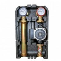 Насосная группа для регулируемого контура отопления с 3-х ступенчатым насосом и смесителем R 1