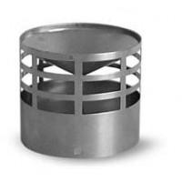 Наконечник для раздельных труб, диаметр 80 мм