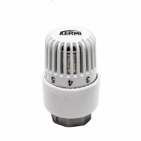 NEW!!! Термостатическая головка Kermi без установки нуля М30 х 1,5