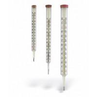 Термометр стеклянный спиртовой Watts F+R804 (TV), 250 мм
