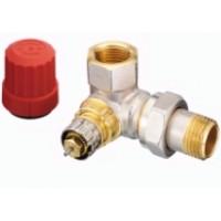 Трехосевой клапан для подключения радиатора справа, RTR-N 15 DANFOSS